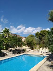 Photo for Fantastic Finca Sa Carbona with Pool, Mountain View, Air Conditioning & Wi-Fi; Parking Available