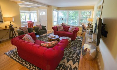 Photo for 2BR House Vacation Rental in Calistoga, California