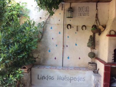 Photo for Country Cottage LINDOS GUESTS