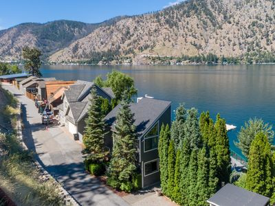 Photo for Waterfront home with a private dock, buoy & jet ski lift!
