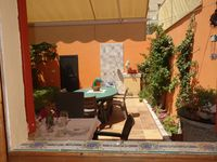 Location very good, quiet with restaurants, supermarkets and bakery near
