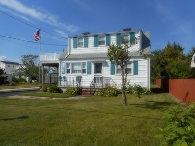 Photo for VINTAGE JERSEY SHORE- WITH BADGES - NEW TO VRBO