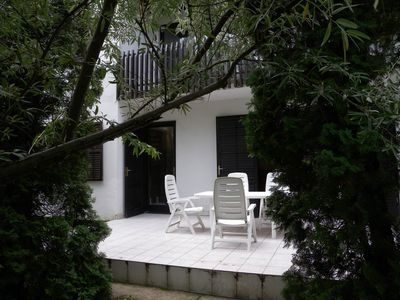 Holiday house Just 50 meters from the shore