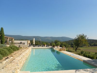 Photo for Self-catering gite with shared pool