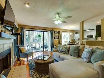Photo for Live Oak Villas 2777: 2 BR / 2 BA villa in Seabrook Island, Sleeps 6