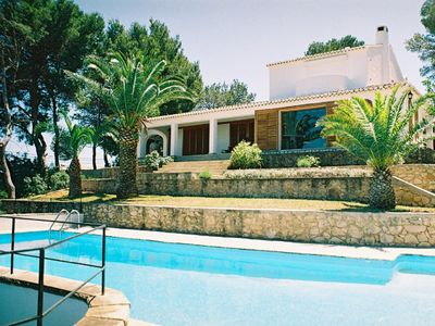 Photo for Exclusive stylish villa on private grounds with magnificent view over Javea Bay