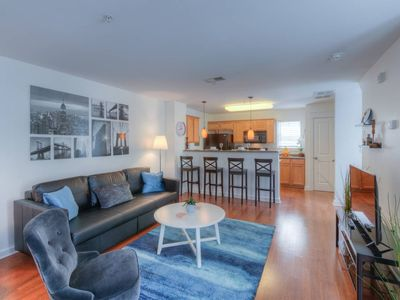 Photo for Bright & Airy!  Midtown TownHome w/ Private Garage