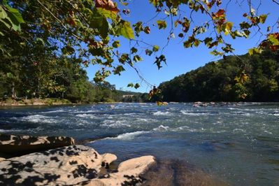 This is my neighborhood!  Lovely Chattahoochee River, hike, paddle, bike, walk