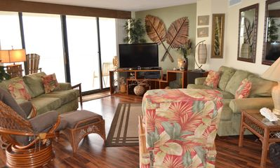 Photo for E506 Dunes of Panama Vacation Rentals - Beach Front