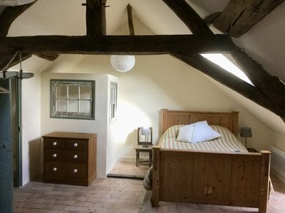 Photo for COSY GITE IN MEDIEVAL VILLAGE FARMHOUSE