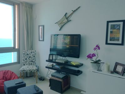 Photo for Modern sea front apartment in Netanya city center