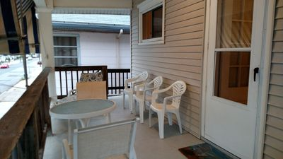 front porch, other view