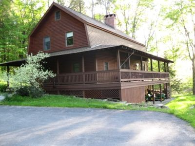 Photo for Secluded Country Setting W/Great Views,Chef's Kitchen,Wrapar Porch