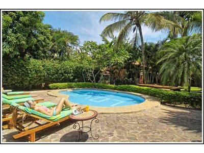 Photo for Villa Doña Iñes - Privacy! Gorgeous home, guest house & pool, free wifi!