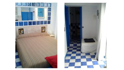 Photo for Cozy apartment at the port of Ibiza