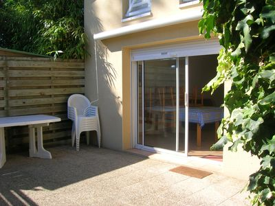 Photo for SEASONAL HOUSING 51 M² CAPBRETON BEACH 5/6 People