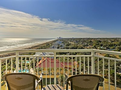 Photo for Myrtle Beach Condo in #1 Resort w/ Ocean Views!