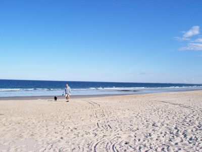 Photo for Beautiful Seabrook Beach NH; Comfy, Clean, Steps to Beach. AC-WiFi-Grills-
