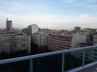 Photo for Duplex penthouse with balcony - Between Copacabana and Ipanema