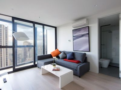 Photo for Luxury Sky View 2BR Apt in central CBD*FreeCarpark