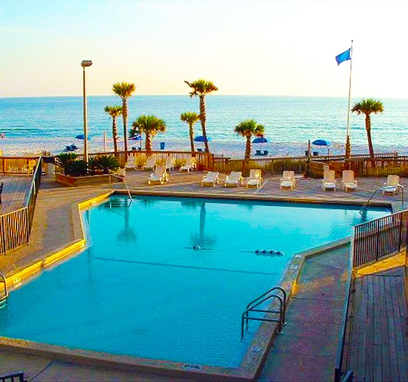 Panhandle Beach House Rentals: Luxury Penthouse With Mile Long Views!!!, Panama City