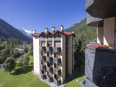 Photo for 2BR Apartment Vacation Rental in Argentière