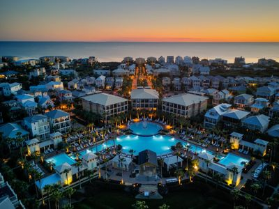 Welcome to Seacrest! Largest Resort Pool on 30A!