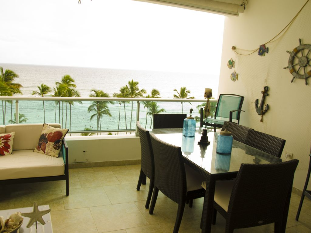Juan Dolio Beach Apartment with incredible view
