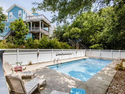 Photo for Bama Breeze | Sound Side | Private Pool, Hot Tub