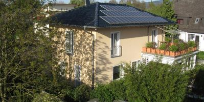 Photo for Apartment with garden in FREIBURG-Gundelfingen, quiet & beautiful