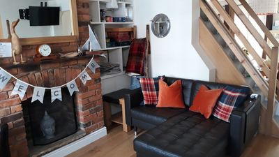 Photo for Cycling & Walking Haven - Central Cowes Cottage with Sunny BBQ and 2 bathrooms