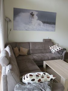 Photo for 2 room apartment with gallery up to 4 people