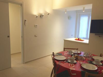 Photo for Beautiful apartment with 2 bedrooms near the sea air conditioning and wi-fi app. n. 2