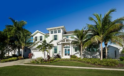 Photo for HERNANDO - Large 7 Bedroom Waterfront Island Estate, Walk to Tigertail Beach !