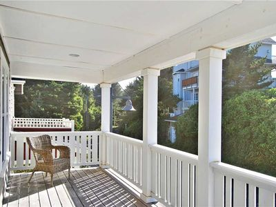 Photo for Fully Equipped Olivia Beach Oceanview Home has King Suite, Game Room, Hot Tub!