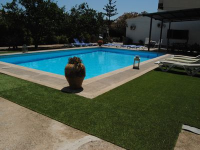 Photo for A great house for a big family. With tourist license nº 1077