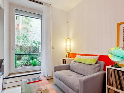 Photo for Charming apartment located at the foot of the Sacred Heart