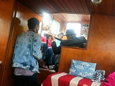 Photo for Sleeping on a motor Yacht