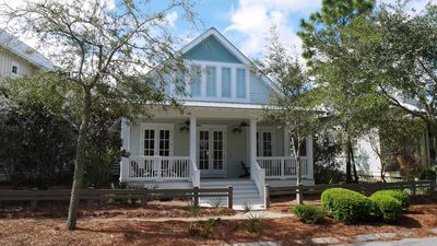 Photo for 128 Needlerush - Next to Frog Pool - Luxury Home with Carriage House