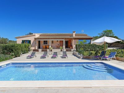 Photo for Cana Quarta - This Villa is close to local amenities has WI-FI & a private pool