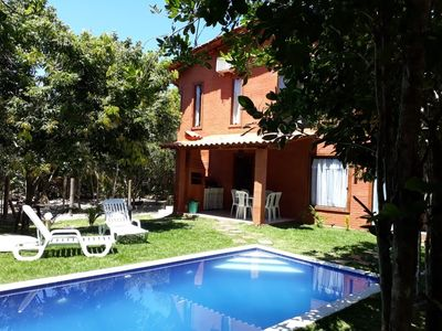 Photo for Beach house in Arraial D help - Tranquility for the family - 700 m to the Beach