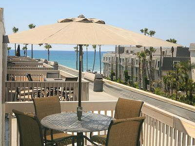 Photo for INQUIRE ABOUT 10% JUNE WEEKLY DISCOUNT! Beautiful ocean views, remodeled 2bdrm penthouse condo, C303