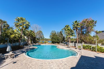 Community Pool - Grande Pointe amenities include access to a beautiful community pool!