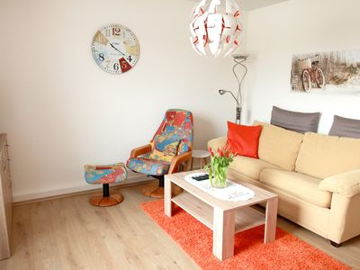 """Photo for Apartment """"Rheinisches Nice"""" in Koblenz directly on the  Rhine"""