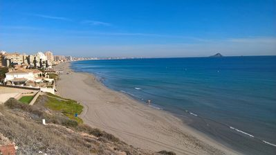 Photo for Apartment in La Manga del Mar Menor