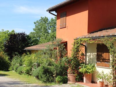 Photo for Casa Rossa Mugello neighborhood Circuit and Giotto's House