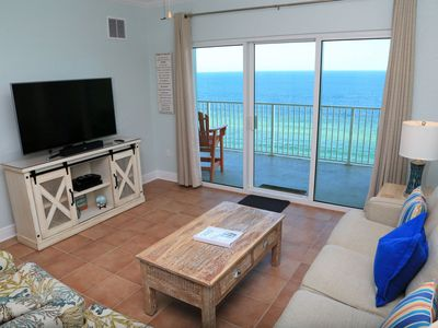 Photo for Crystal Shores West 905 ~ AWESOME Beach Front, RENOVATED, Free WiFi, SMART TVs