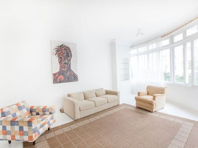 Photo for 3 bedroom Apartment 100 meters from Leme Beach and Copacabana