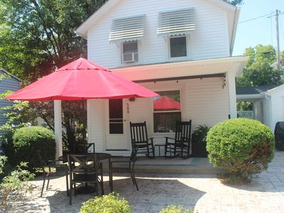 Photo for Cottage in the heart of historic Vermilion - steps to the beach