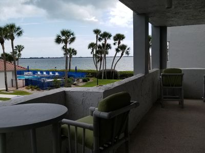 Photo for Beautiful waterfront Condo with private boat slip